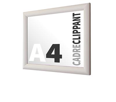 CADRE CLIPPANT A4