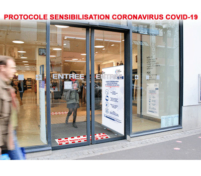 Protection/prévention Kit  COVID-19