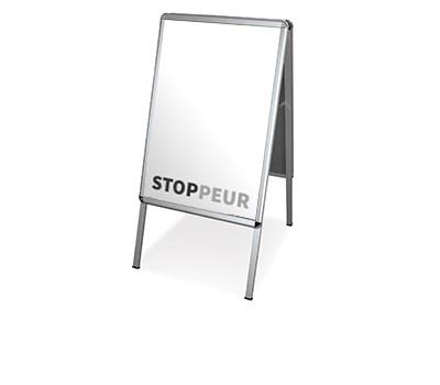 Stoppeur – chevalet extérieur A1