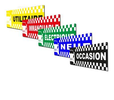 icone banderoles auto